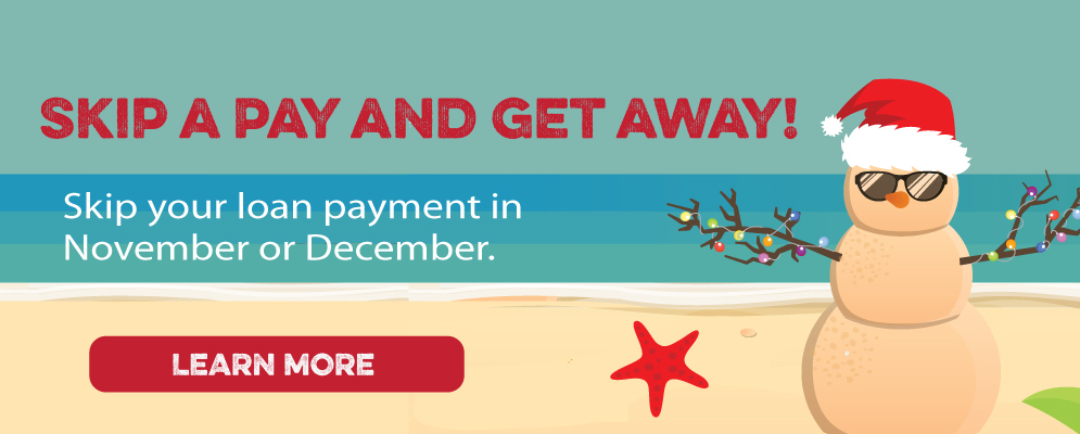 Get the holiday skip a pay form here.