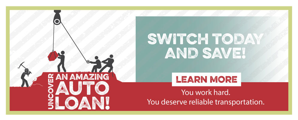 Switch And Save Auto Loan